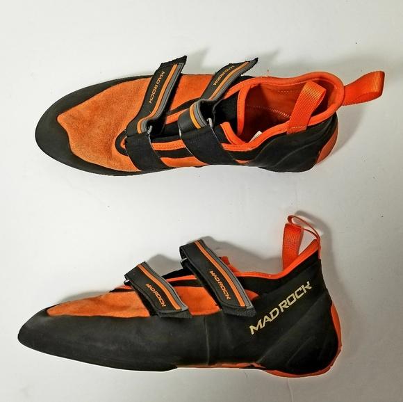 Mad Rock Shoes   Shock Gel Climbing Men